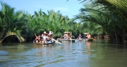 Besuch in Hoi An