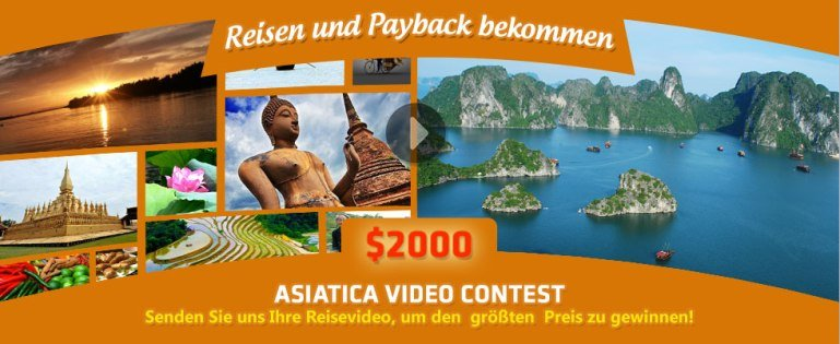Asiatica Video Contest