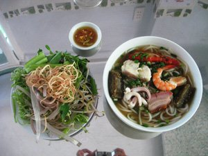 Essen in Saigon
