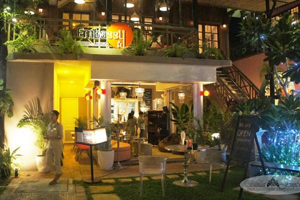 Embassy Restaurant - Top 10 beste Restaurants in Siem Reap