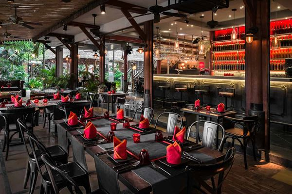 The Grey - Top 10 beste Restaurants in Siem Reap