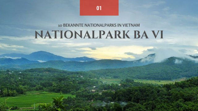 Nationalpark Ba Vi, Hanoi