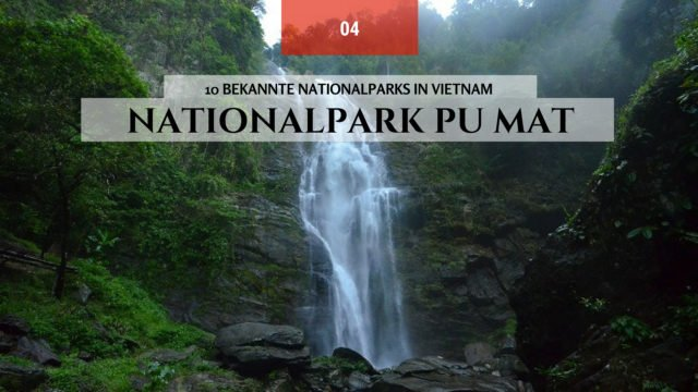 Nationalpark Pu Mat, Nghe An