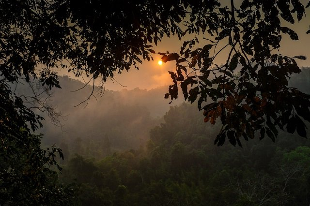 Nam Ha Nationalpark, Laos Rundreise