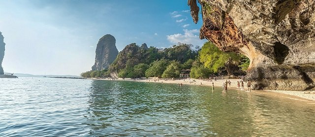 Railay Strand, Thailand Attraktionen