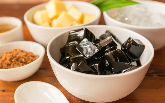 Saigon Essen - Asien Grass Jelly